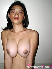 Tits Squeezed Together