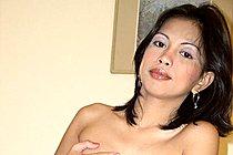 Filipina Teen Edmilyn Casao Baring Small Tits And Shaved Pussy
