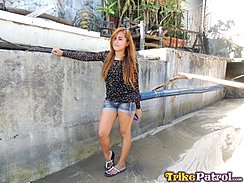 Standing Beside Concrete Wall