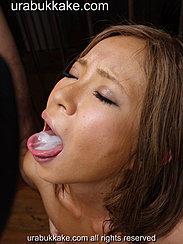 Cum In Her Mouth